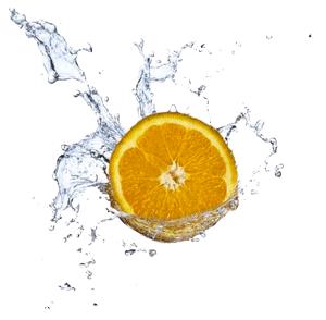 Orange Witamines WOW