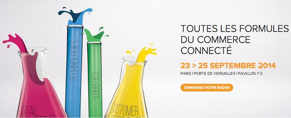 Salon E-commerce Paris 2014