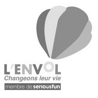 Logo Association L ENVOL