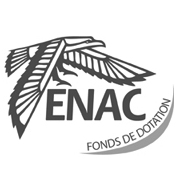 logog ENAC Fonds de dotation